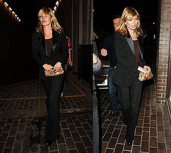 Harper's Bazaar may have placed Kate Moss in 10th place in their 2007...